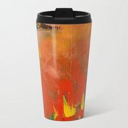 Memory of a vacation - festive Travel Mug