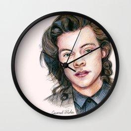 Harry colors Wall Clock