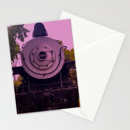 Bakersfield Train 2914.2 Stationery Cards