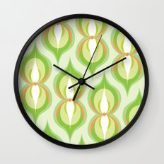 Modernco - Green Wall Clock