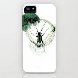 Kafka Hommage iPhone Case