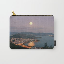 Kastoria Lake in Greece Carry-All Pouch