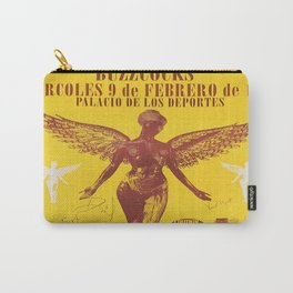 Nirvana in Utero Art Silk Poster Carry-All Pouch