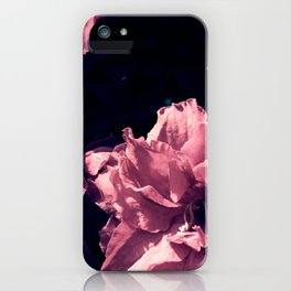 Between the flowers iPhone Case