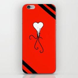 Heartacle iPhone Skin