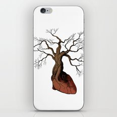 The Love Root iPhone & iPod Skin
