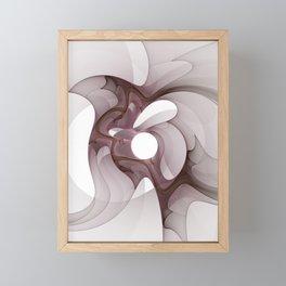 Mysterious Moment Framed Mini Art Print