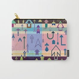 Up....Keep going! Carry-All Pouch