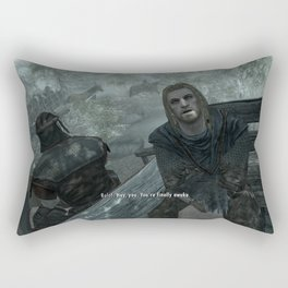 Skyrim Pillow Rectangular Pillow