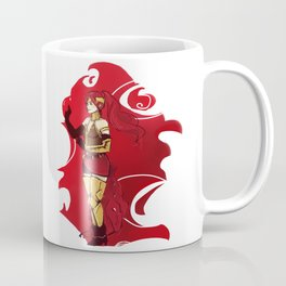 RWBY Pyrrha Coffee Mug