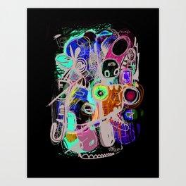 """""""Reap"""" Art Print"""