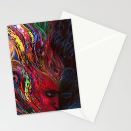asleep Stationery Cards