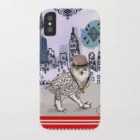 saga iPhone & iPod Cases featuring Department Store Saga by Olive Primo Design + Illustration