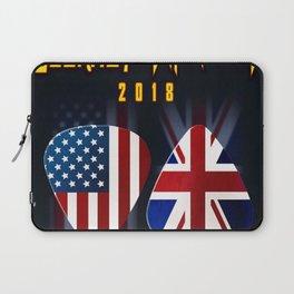 tour journey 2018 leppard ori Laptop Sleeve