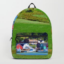 French River Harbour Backpack