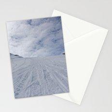 Whittier's backyard Stationery Cards