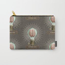 Turn On Carry-All Pouch
