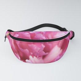 Pink Flower Petals Close-up #decor #society6 #homedecor #buyart Fanny Pack
