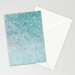 Polygonal A3 Stationery Cards