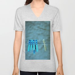 Clothesline Love Unisex V-Neck