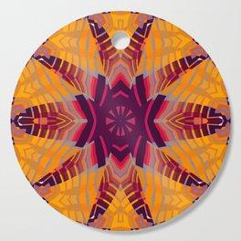 Aztec Spider Cutting Board