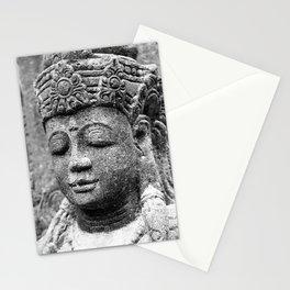 Buddha BW Stationery Cards