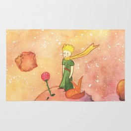 Prince Planet Rug