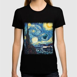 Vincent and The Doctor - Bosphorus T-shirt