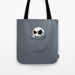 Jack in the Pocket Tote Bag