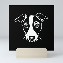 JACK  RUSSELL TERRIER Mini Art Print