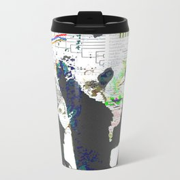 Natura Technica - Giant Panda Metal Travel Mug