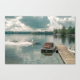 A Slice of Life Canvas Print