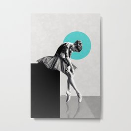 The dancer ... Metal Print