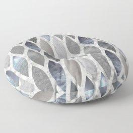 Metallic Armour Floor Pillow