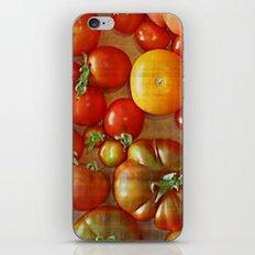 Heirloom Tomatoes iPhone & iPod Skin