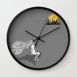 City Tonight Wall Clock