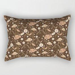 Flower fields Rectangular Pillow