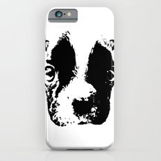Curious French Bulldog iPhone 6s Slim Case