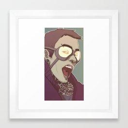 sunlighthurtsmyeyes Framed Art Print