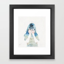 small piece 07 Framed Art Print