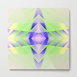 Garish  Pattern 2 Metal Print