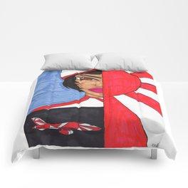 Rising Sun Comforters