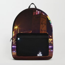 JC Nichols Memorial Fountain Backpack