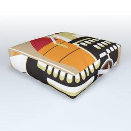 Writer Outdoor Floor Cushion