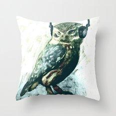 I like Beatles Throw Pillow