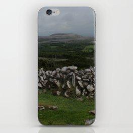 The Irish Wild West (County Clare) iPhone Skin