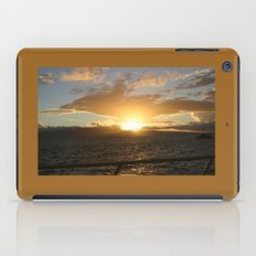 Hawaiian Sunset iPad Case