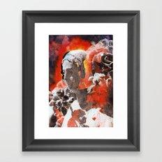 Chromo Madonna Framed Art Print