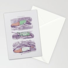 Golf Buddies Stationery Cards