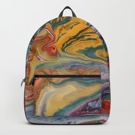lava and water Backpack